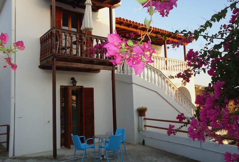 villa bonatsa andros
